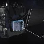 Rosetta mit Philae 450px